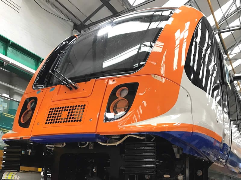 Class 720 East Anglia – Cab Structure